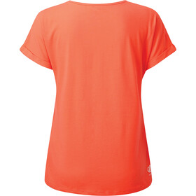 Dare 2b Improve Camiseta Mujer, fiery coral
